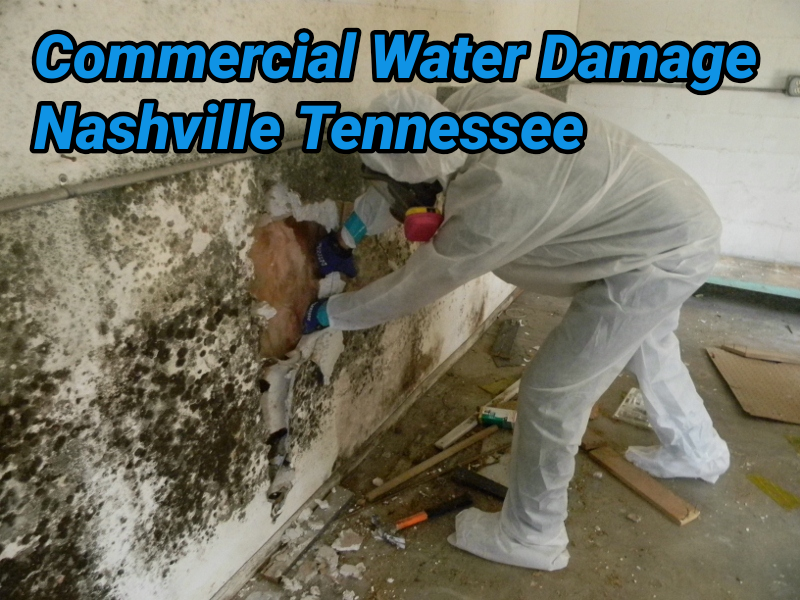 Commercial Water Damage Nashville Tennessee