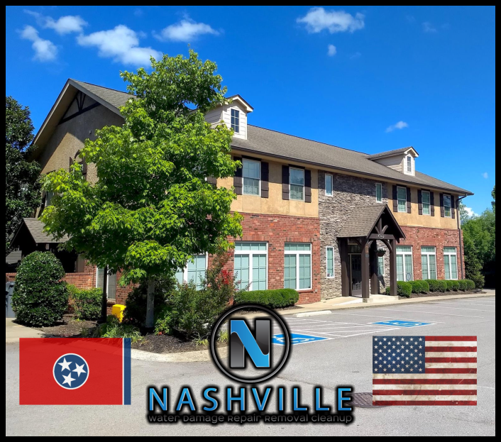 Nashville Water Damage Repair Removal Cleanup Commercial Restoration 27