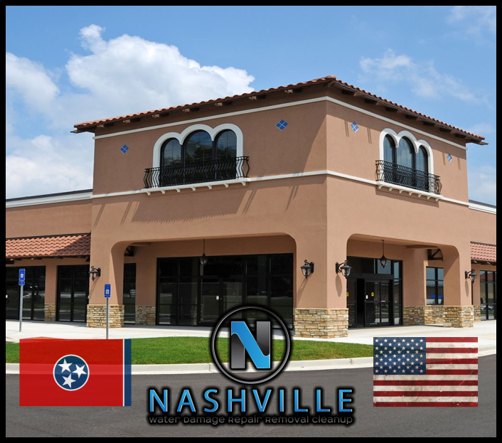Nashville Water Damage Repair Removal Cleanup Commercial Restoration 29