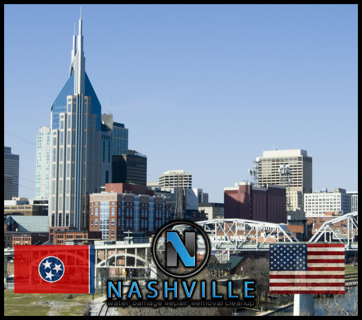 Nashville Water Damage Repair Removal Cleanup Commercial Restoration 31