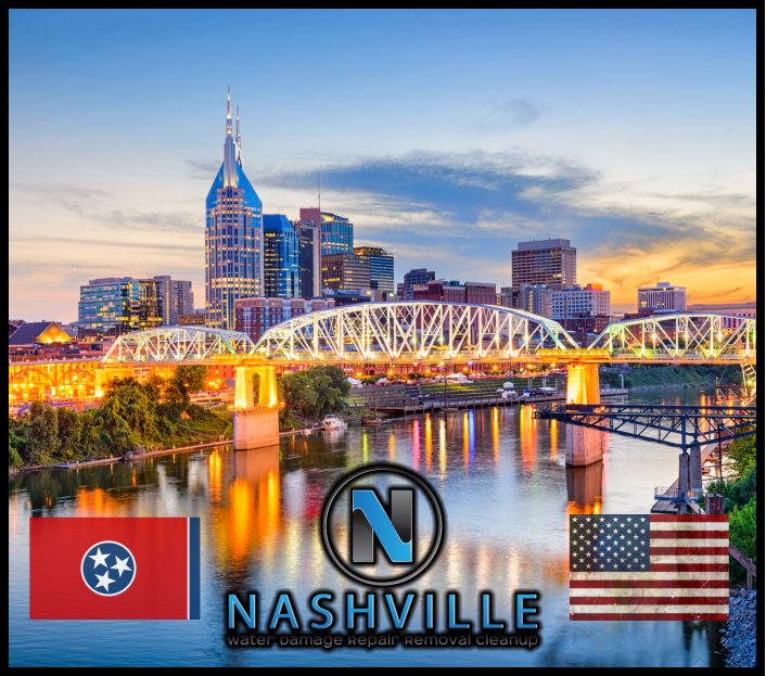 Nashville Water Damage Repair Removal Cleanup Commercial Restoration 34