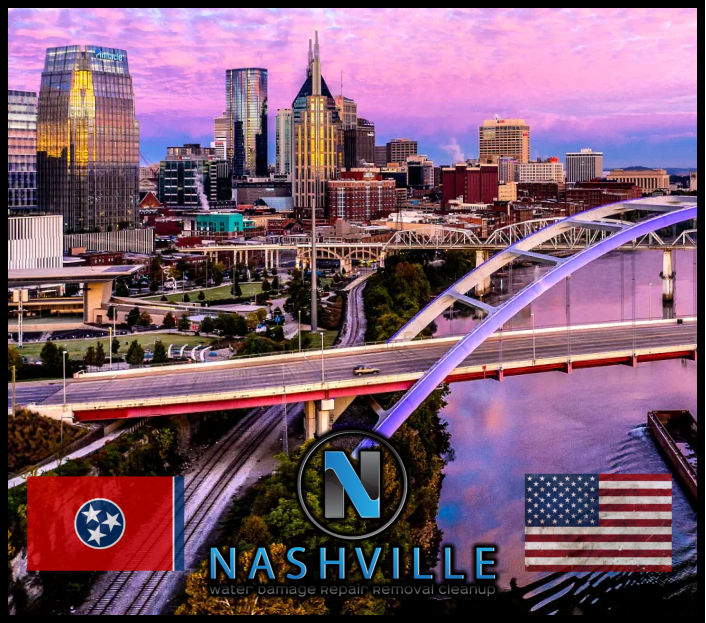 Nashville Water Damage Repair Removal Cleanup Commercial Restoration 36