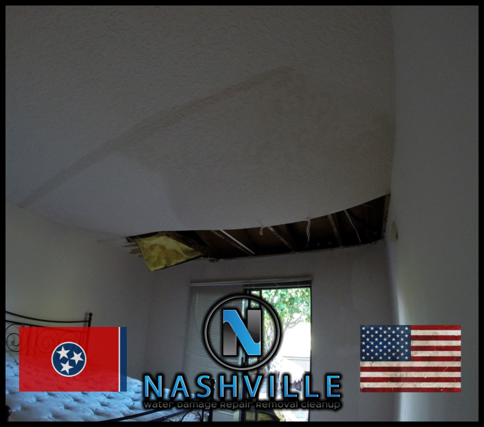 Nashville Water Damage Repair Removal Cleanup Commercial Restoration 38