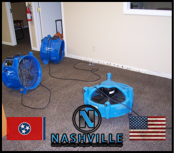 Nashville Water Damage Repair Removal Cleanup Commercial Restoration 52