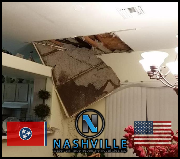 Nashville Water Damage Repair Removal Cleanup Commercial Restoration 56