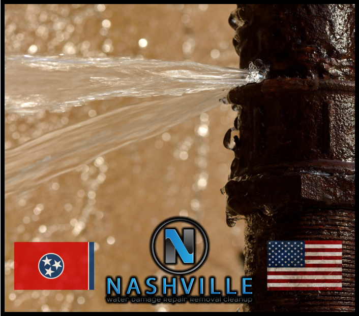 Nashville Water Damage Repair Removal Cleanup Commercial Restoration 57