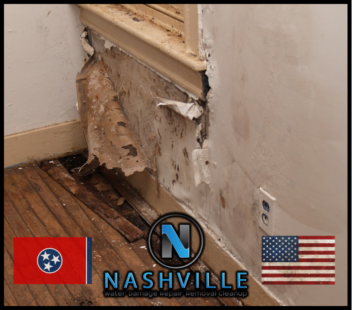 Nashville Water Damage Repair Removal Cleanup Commercial Restoration 58