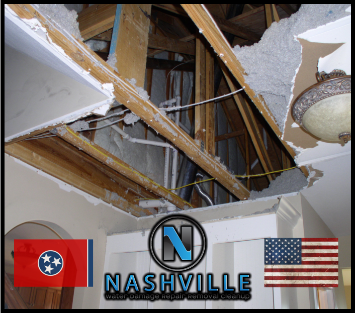 Nashville Water Damage Repair Removal Cleanup Commercial Restoration 59