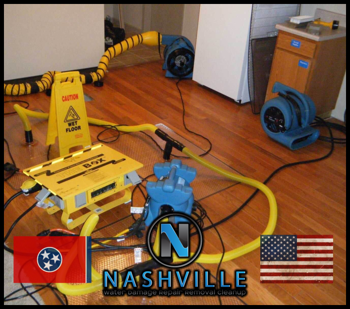 Nashville Water Damage Repair Removal Cleanup Commercial Restoration 64