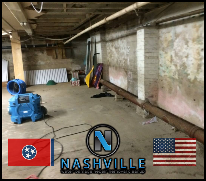 Nashville Water Damage Repair Removal Cleanup Commercial Restoration 65