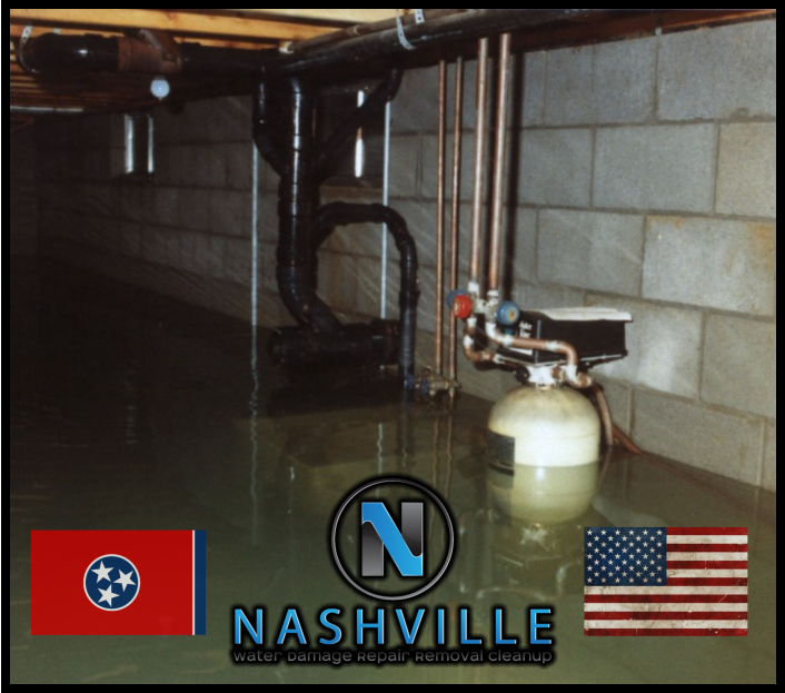 Nashville Water Damage Repair Removal Cleanup Commercial Restoration 68