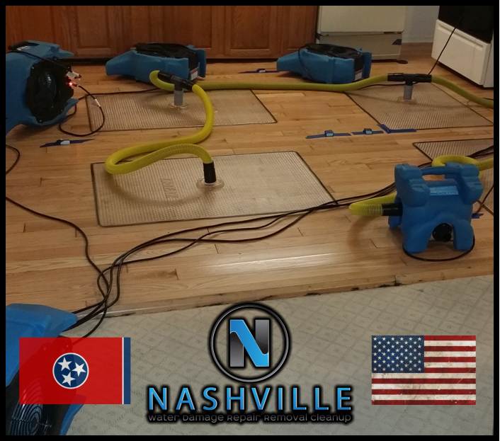 Nashville Water Damage Repair Removal Cleanup Commercial Restoration 70