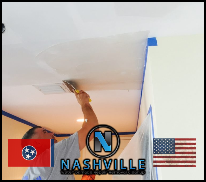 Nashville Water Damage Repair Removal Cleanup Commercial Restoration 75