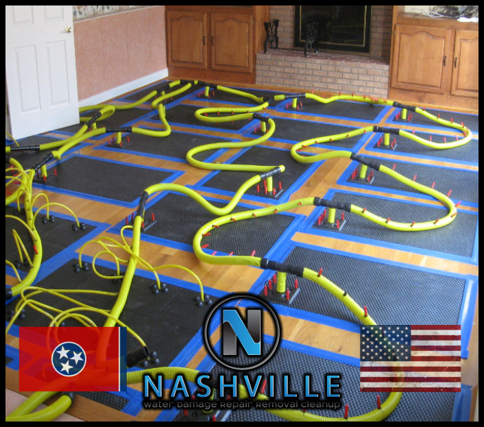 Nashville Water Damage Repair Removal Cleanup Commercial Restoration 76