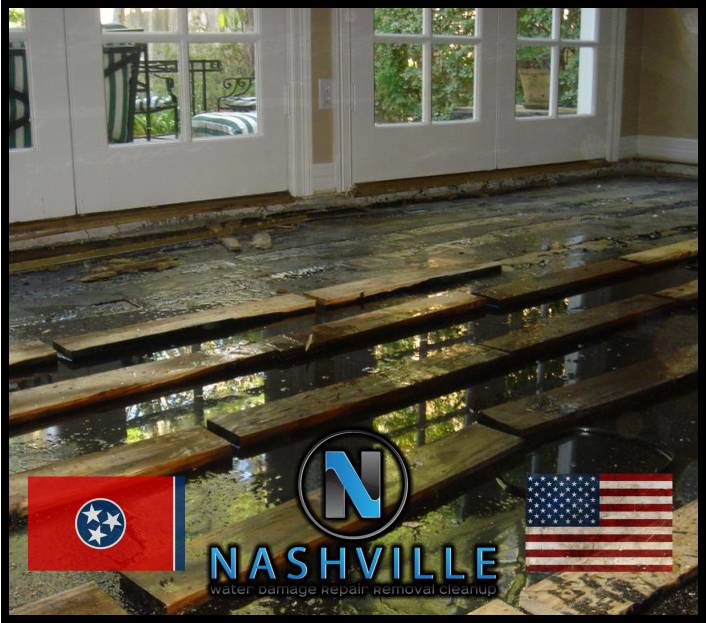 Nashville Water Damage Repair Removal Cleanup Commercial Restoration 77