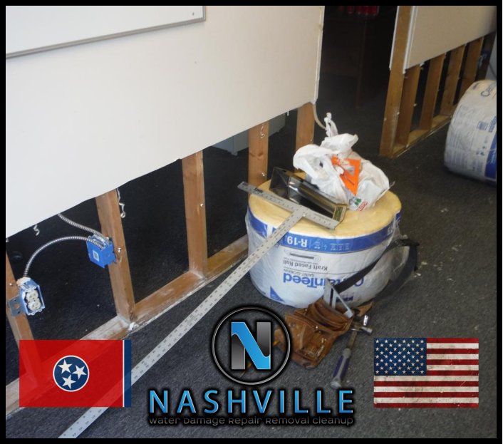Nashville Water Damage Repair Removal Cleanup Commercial Restoration 78