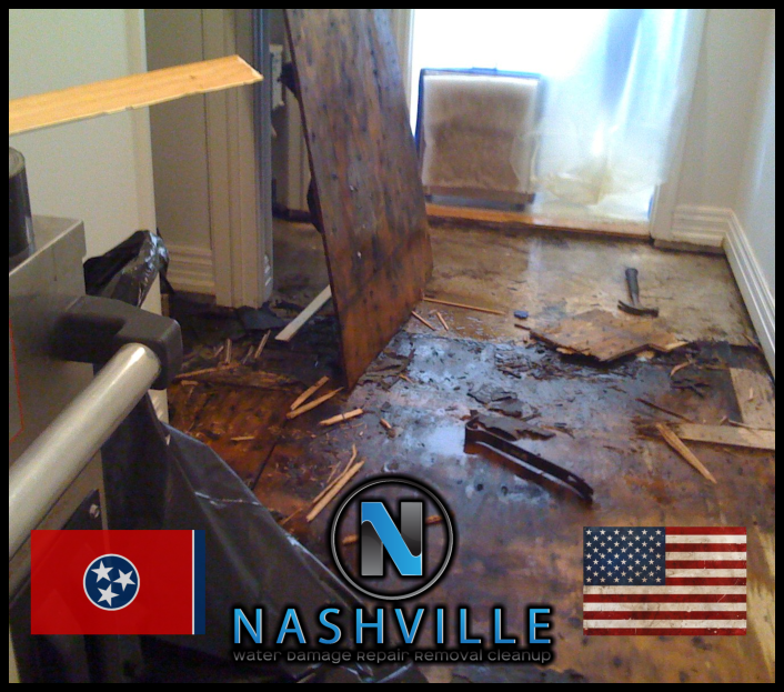 Nashville Water Damage Repair Removal Cleanup Commercial Restoration 84