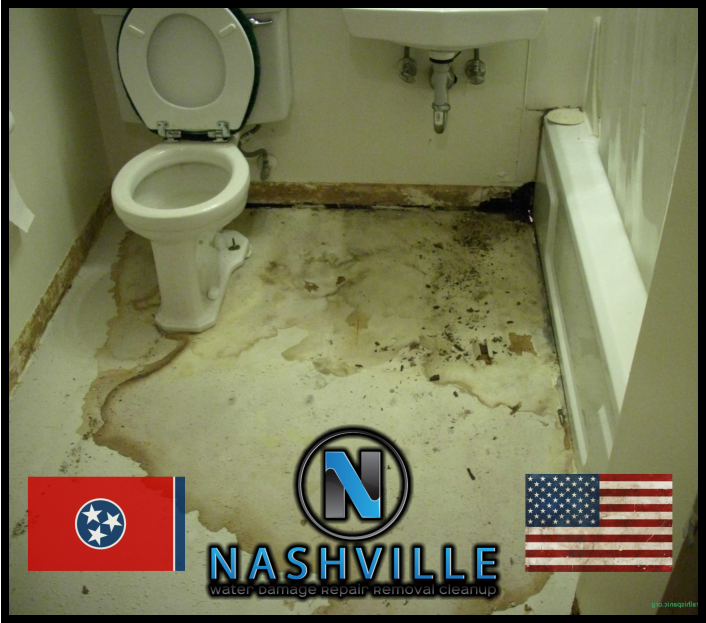 Nashville Water Damage Repair Removal Cleanup Commercial Restoration 85