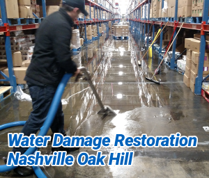 Water Damage Restoration Nashville Oak Hill